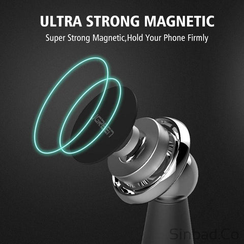 Magnetic 360 Rotation Mobile Phone Holder-Phone holder-Sinbadco