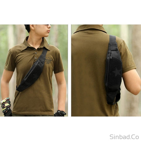 Military Design Waist Pack Belt-waist pack-Sinbadco