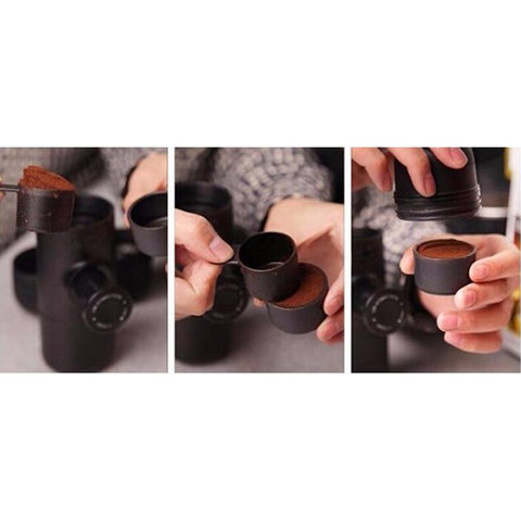 Mini Manual Portable Coffee Maker-Sinbadco