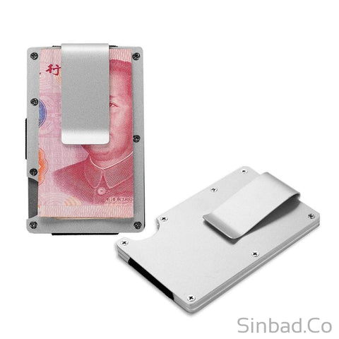 Minimalist Lifestyle Wallet With Holder-wallet-Sinbadco