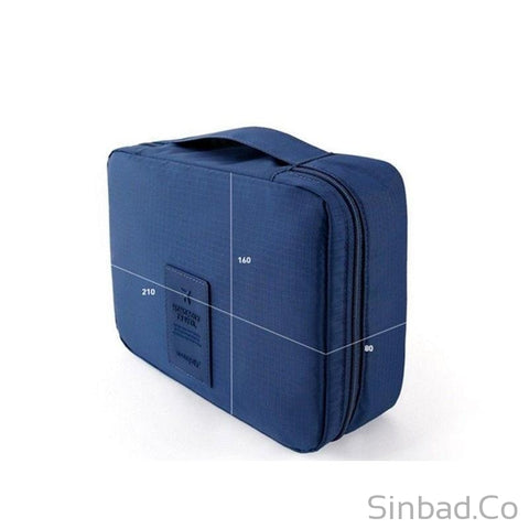 Multifunction Make Up Organizer Bag-Bags-Sinbadco