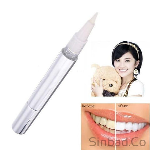 Popular White Teeth Whitening Pen-Sinbadco