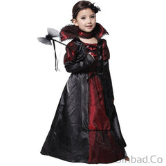 Princess Vampire Costume Dress
