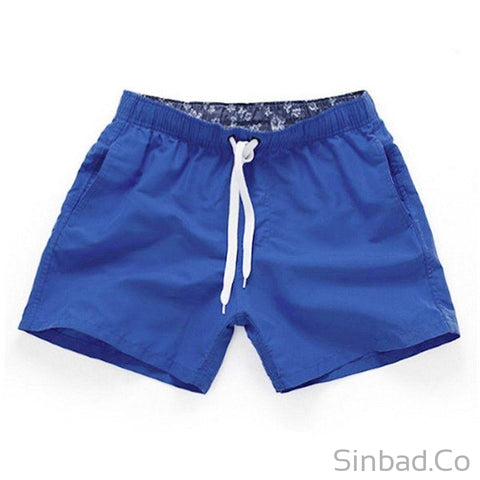 Quick Dry Swimming Shorts-short-Sinbadco