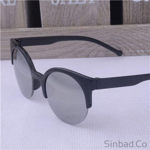 Retro Super Cat Eye Glasses-Sunglasses-Sinbadco