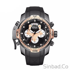Sharp Military Style Waterproof Men's Watch