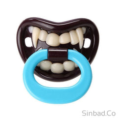 Silicone Funny Baby Pacifier