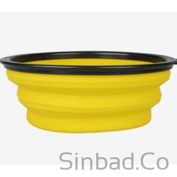 Silicone Pet Feeding Big 1 kg Bowl-bowl-Sinbadco