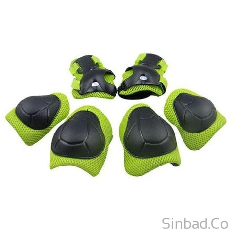 Skateboard Safety Pads 6Pcs-Skateboard-Sinbadco