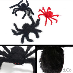 Super Big Plush Spider For Party Or Decoration