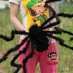 Super Big Plush Spider For Party Or Decoration-toy-Sinbadco