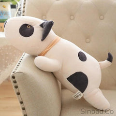 Super Soft Cotton Dog Baby Pillow