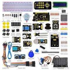 Super Starter Arduino Kit/Learning-Arduino-Sinbadco