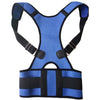 Image of Therapy Posture Corrector Brace Shoulder Back Support Belt-Sinbadco