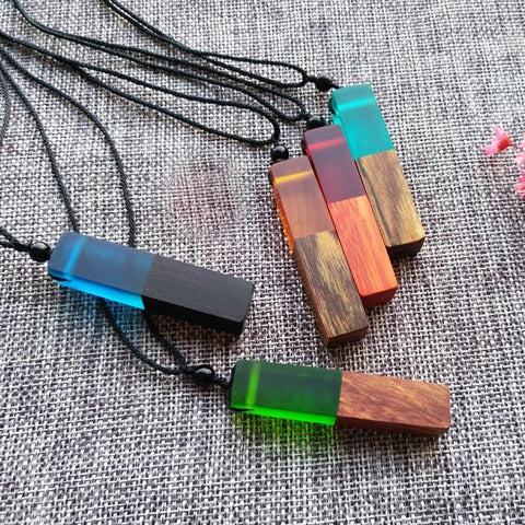 Trendy Resin Handmade Pendant-Resin-Sinbadco
