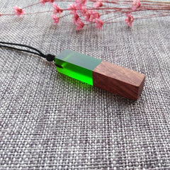 Trendy Resin Handmade Pendant