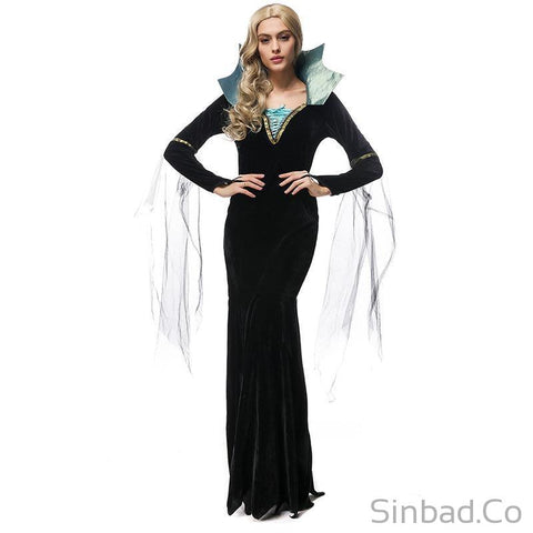 Vampire Costume For Women-Sinbadco