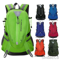 Waterproof Nylon Backpack-Outdoor-Sinbadco