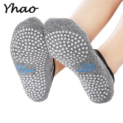 Yoga Quick-Dry Anti-slip Damping Bandage Pilates Ballet Cotton socks