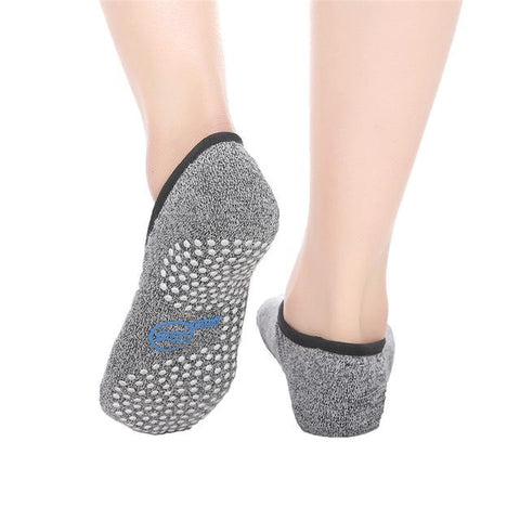 Yoga Quick-Dry Anti-slip Damping Bandage Pilates Ballet Cotton socks-Sinbadco