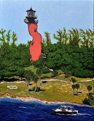 Jupiter Lighthouse Print