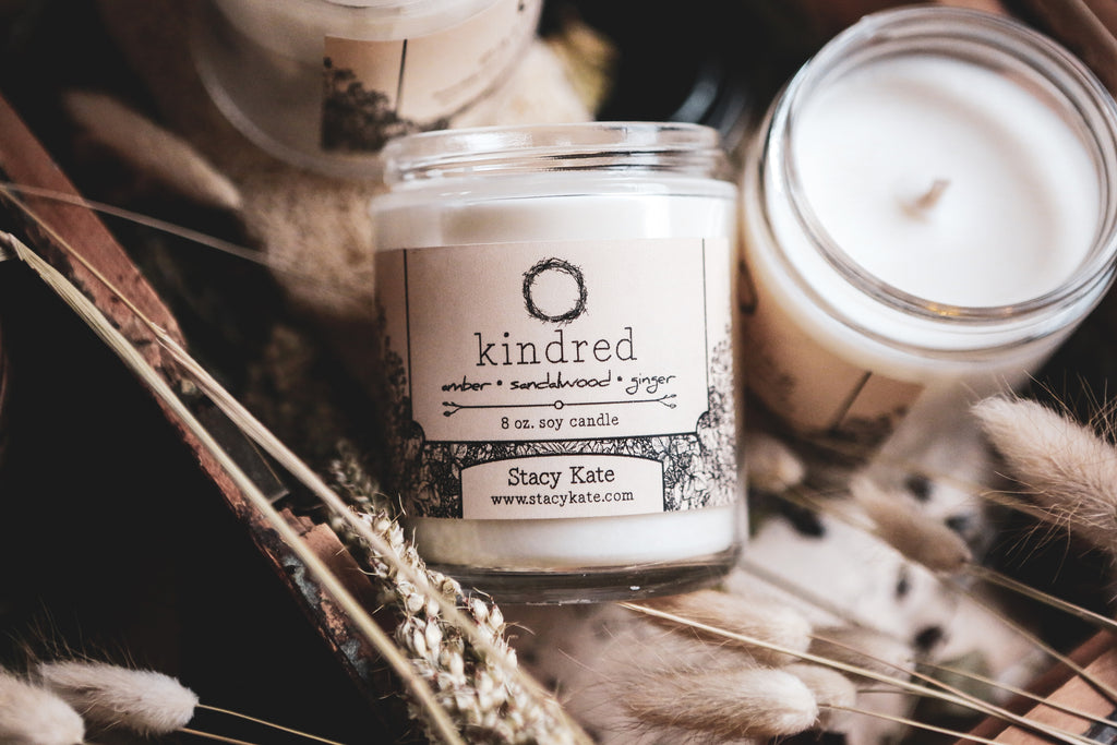 Kindred — 8 ounce candle