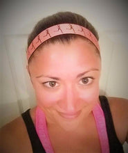 Coral Runner Girl Nonslip Headband