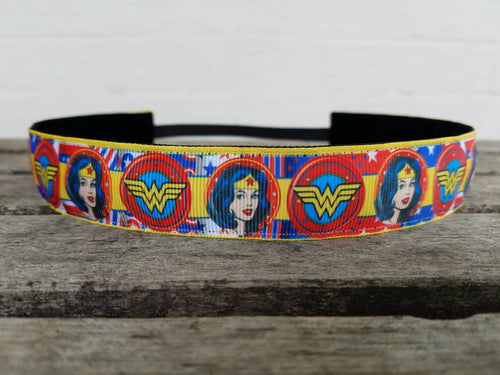 Wonder Woman Power Non-slip Headband