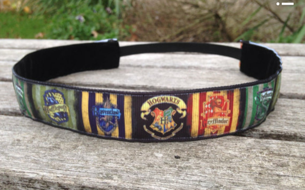 Harry Potter Houses Nonslip Headband