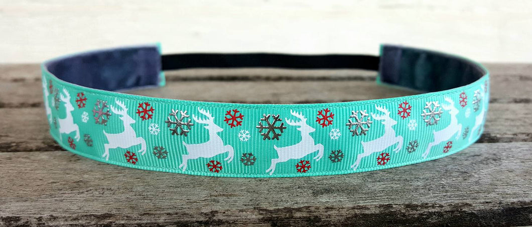 Festive Deer Nonslip Headband