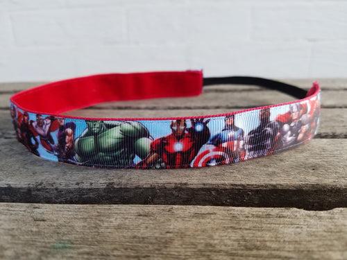 Marvel Comics Superheroes Headband