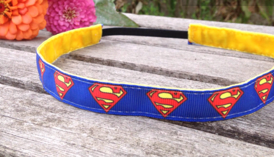 Superman Headband