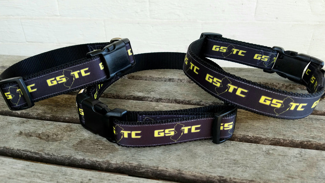 Custom GSTC Dog Collar