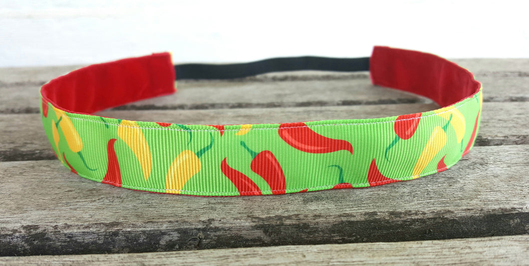 Chili Pepper Headband