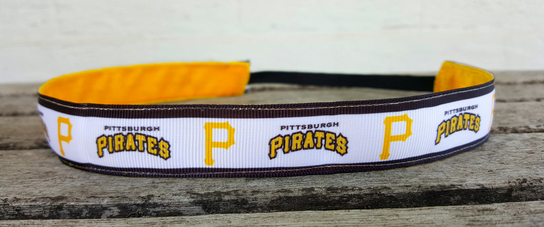 Pirates Non-Slip Headband