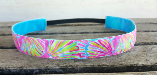 Lilly Inspired Shell Shock Nonslip Headband