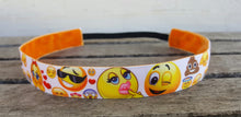Emoji Gotcha Nonslip Headbands- 3 prints