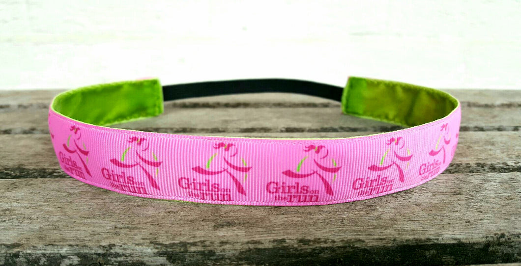 Girls on the Run Nonslip Headband