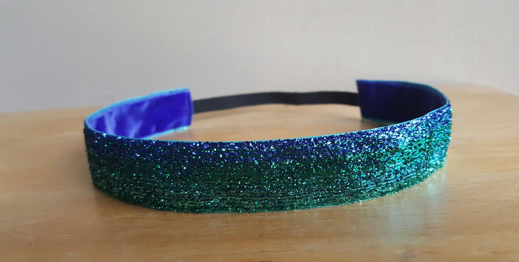 La Bella Sparkly Nonslip Headbands- 21 color choices