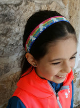 Be a Unicorn Rainbow Watercolor Nonslip Headband