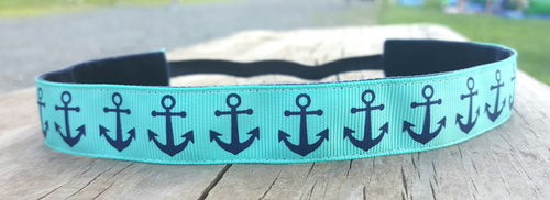 Anchors Away Nonslip Headband