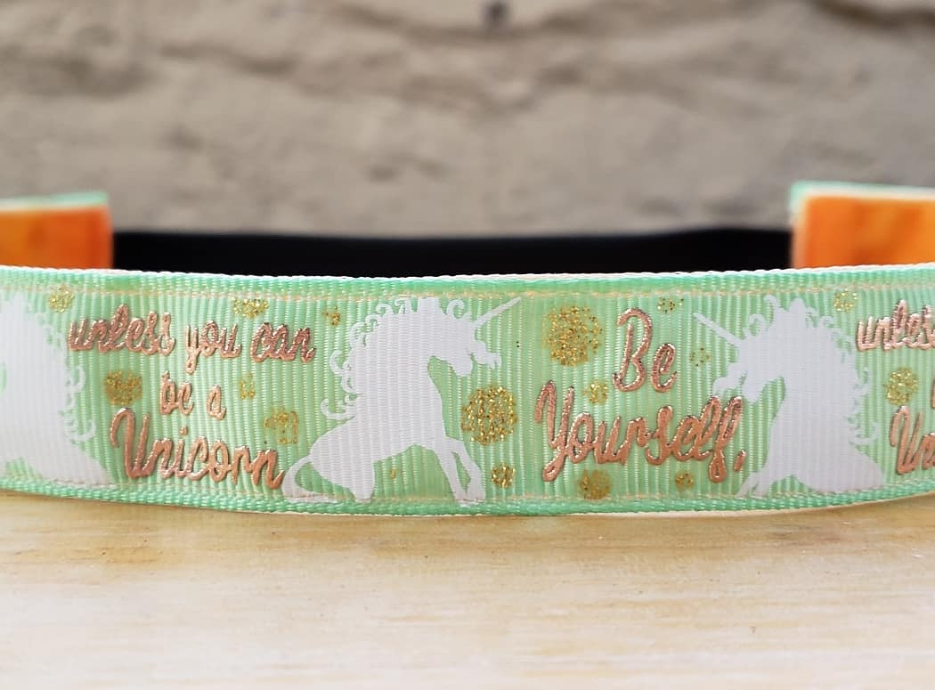Be Yourself Nonslip Headband