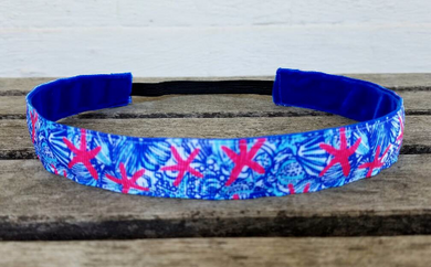 Lilly Inspired Starfish Nonslip Headband