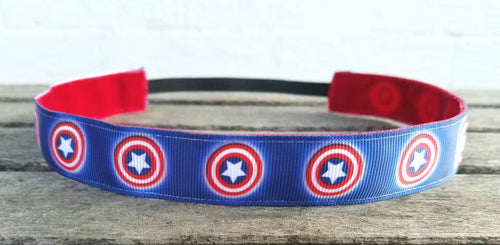 Captain America Headband