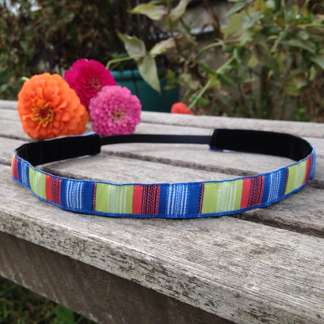 Color Block Designer Headband