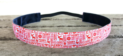 Ugly Sweater Nonslip Headband