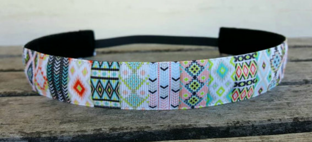 Trendy Tribal Nonslip Headband