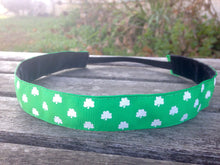 Irish Shamrock Nonslip Headbands- 17 styles
