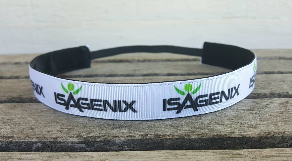 Isagenix Nonslip Headbands