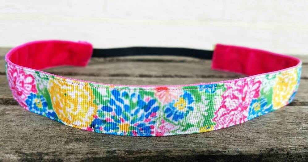 Lilly Inspired Hibiscus Stroll Headband
